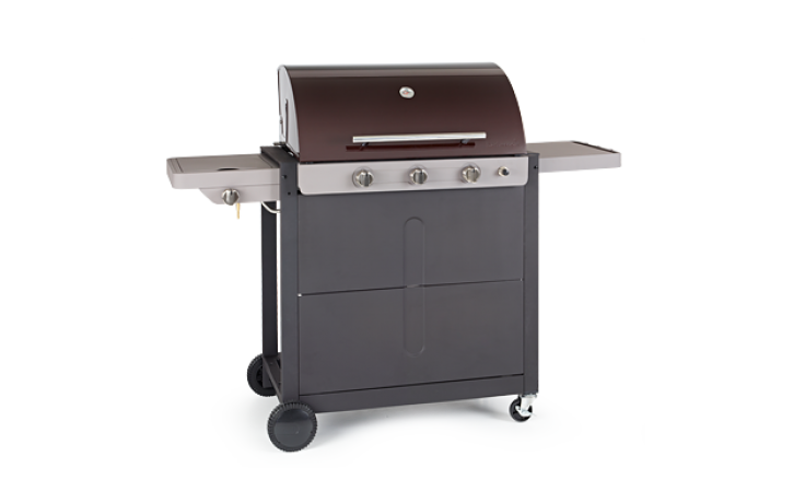 barbecook gasgrill brahma 4 0 ceram. Black Bedroom Furniture Sets. Home Design Ideas