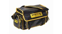 Sportex Spinnangler Tasche m. Seitentaschen