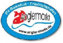 Anglermarkt Aufnäher - waschecht