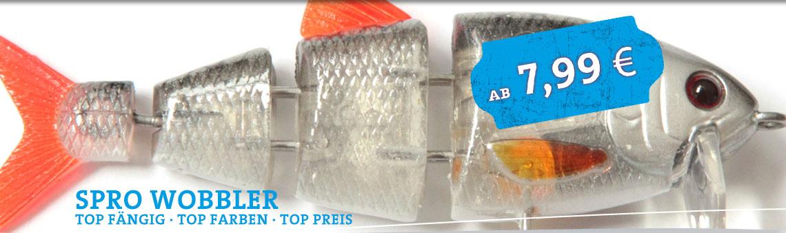 Spro Wobbler günstig bei Angler-Markt online bestellen