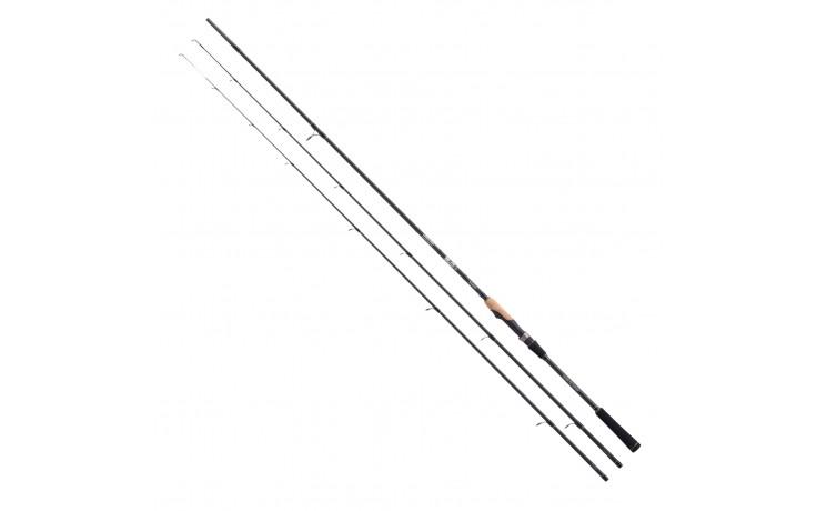Matze Koch MK ADVENTURE Double Strike Drop Shot Medium Spin 2,70 Meter 2*1 teilig 1,40 M Transport 4 - 22 bis 12 - 38 Gramm