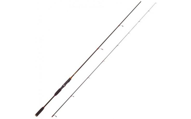 Iron Trout Chakka Forellenrute 2,70 m Angelrute mit 1 bis 6 Gramm Wurfgewicht 2teilig