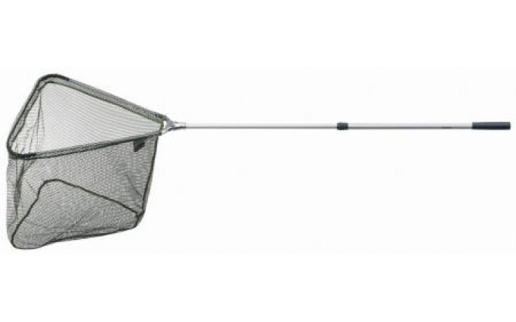 Unterfangkescher Balzer Never Hook - Never Smell Kescher gummiert es Keschernetz teleskopierbar