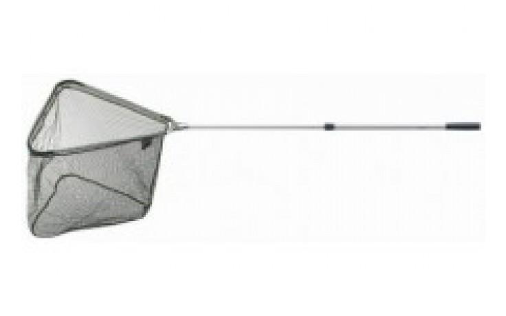 Unterfangkescher Balzer Never Hook - Never Smell Kescher gummiert 1,75 m 2fach teleskopierbar
