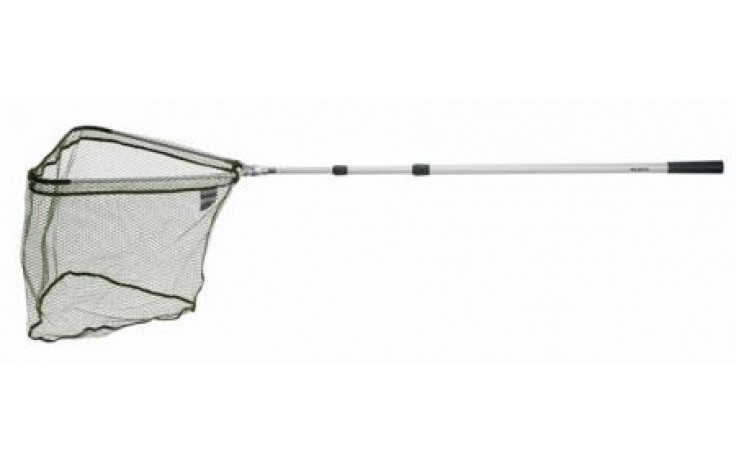 Unterfangkescher Balzer Never Hook - Never Smell Kescher gummiert 2,75 Meter und 3,15 Meter 3fach teleskopierbar