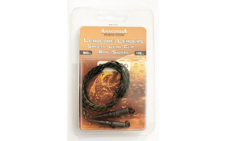 Anaconda Safety Lead Clip 35 lb