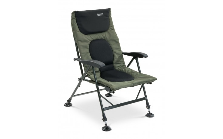 Anaconda Lounge Chair XT-6 Karpfenstuhl Angelstuhl