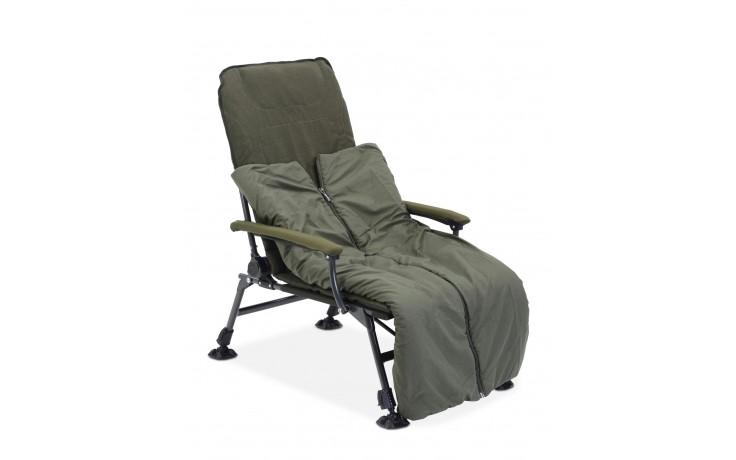 Groovy Anaconda Nighthawk Chair Anglerstuhl Mit Integriertem Schlafsack Cjindustries Chair Design For Home Cjindustriesco