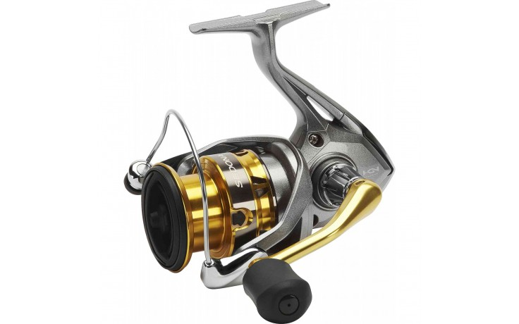 Angelrolle Shimano Sedona 1000 FI mit Frontbremse