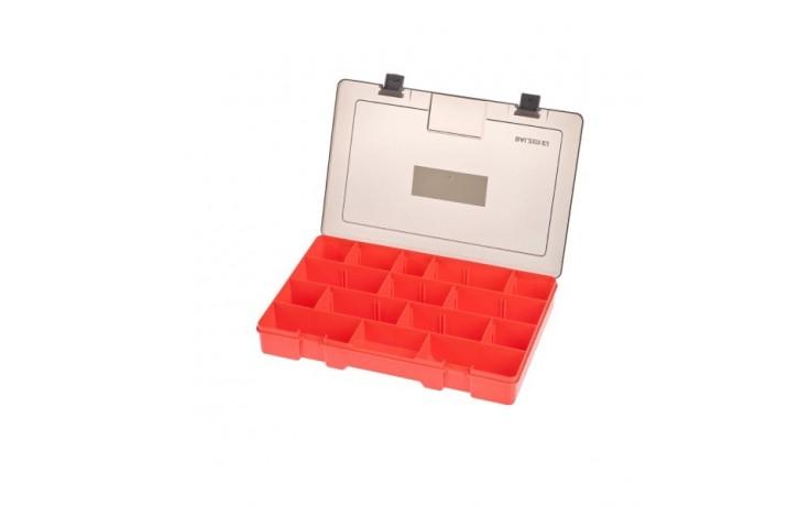 Balzer Shirasu Box L 33 * 22 * 5 cm Angelköder Box Zubehörbox