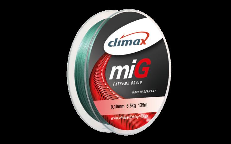 Climax miG Angelschnur 9 kg Meterware