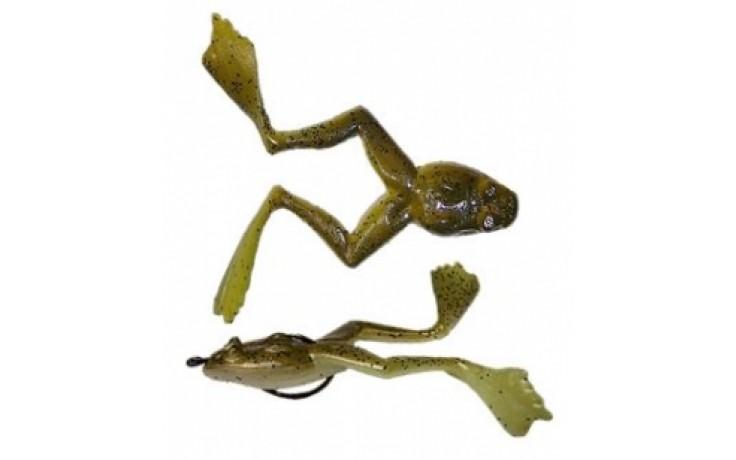 Frosch Angelköder