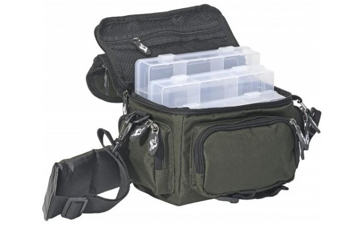 Buddy Bag Angeltasche mit Angelboxen