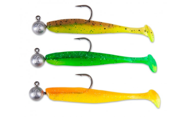 Iron Claw Easy Shad PnP 7,5cm MIX 1
