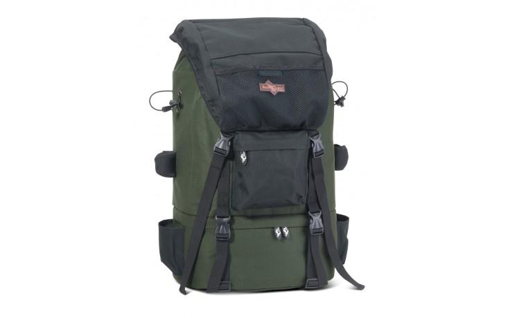 Iron Claw Mountaineer Angelrucksack Rucksack speziell für Angler  mit Kühlfach
