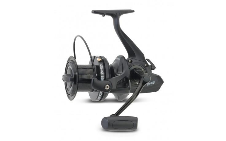 Anaconda Undercover Spod 12000 Spod 520 Meter 0,35 mm Fassung Angelrolle Karpfenrolle - hoher Schnureinzug