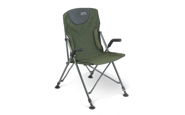 Anaconda Traveler's Chair Karpfenstuhl Angelstuhl