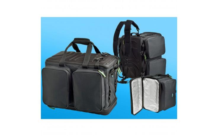 Kryston Trolley Bag Angeltasche 42 Liter Volumen 50 * 40 * 43 cm Anglertasche