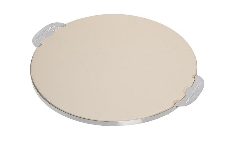 outdoorchef pizzastein 570 41 5 x 46 5 cm. Black Bedroom Furniture Sets. Home Design Ideas