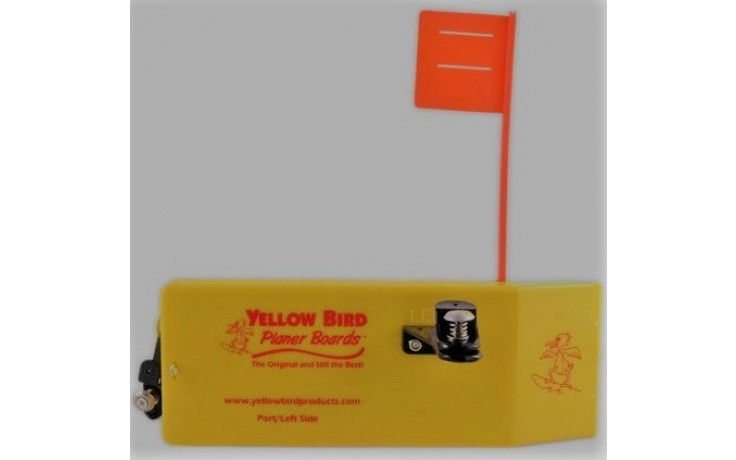 Yellow Bird Sideplaner Planerboard BIG links