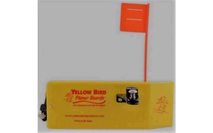 Yellow Bird Starboard Sideplaner Planerboard links