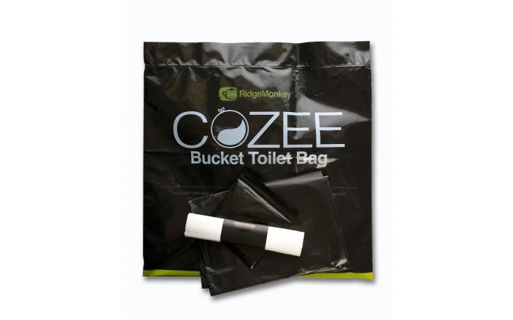 Ridge Monkey RM178 CoZee Toilet Bags x5