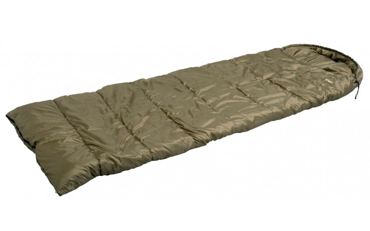 SproC-TEC 3 SEASON SLEEPING BAG 200x75cm Schlafsack für Angler