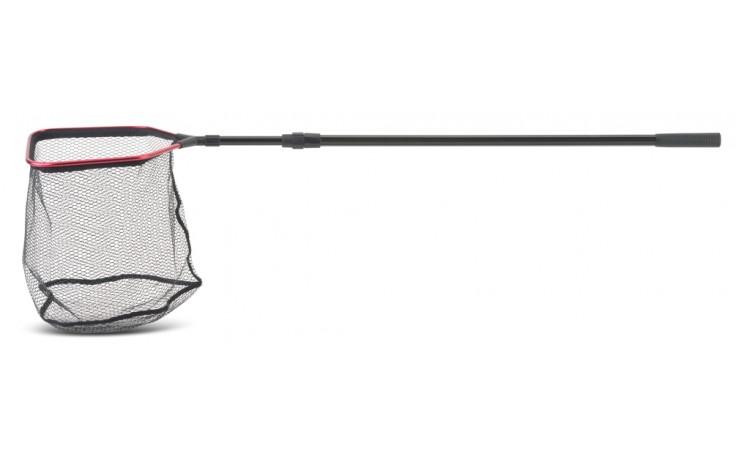 Uni Cat Bait Catcher gummierter Teleskopkescher