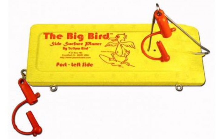Yellowbird Big Bird Sideplaner Planerboard