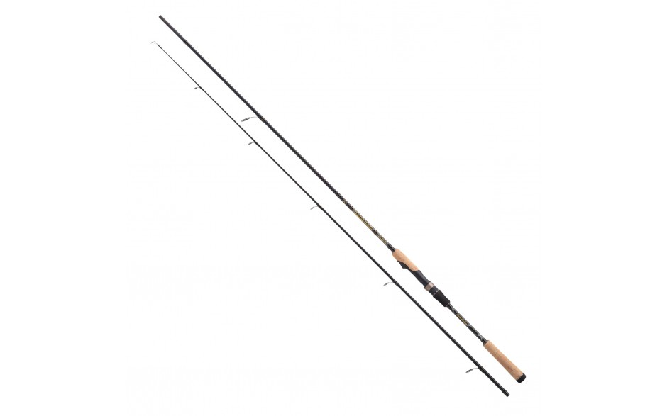 Angelrute Balzer Magna Magic Lure 75 2,40 Meter  2teilig 1,26M Transp. 20 - 75 Gramm