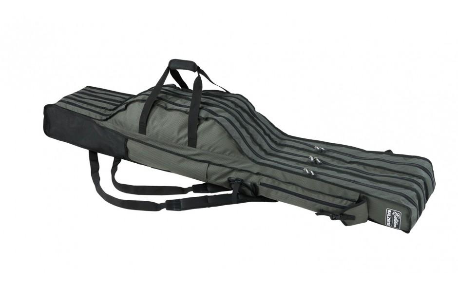 Balzer Edition Rutenrucksack, 3-fach 1,50 * 0,35 * 0,26 Meter Rutentasche auch als Rucksack zu verwenden für Angelruten