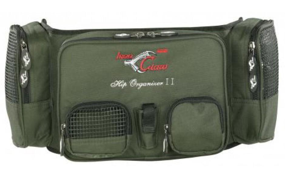 Iron Claw Hip Organizer II Bauchgurt mit Taschen