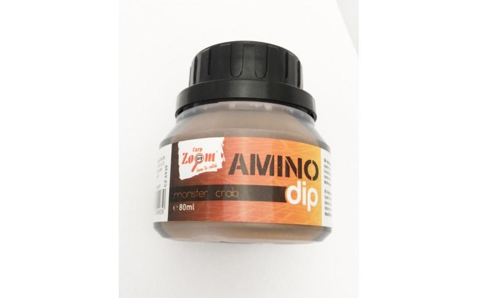 Amino Dip Carp Zoom Monster Crab 80 ml Dip für Boilies und Angelköder