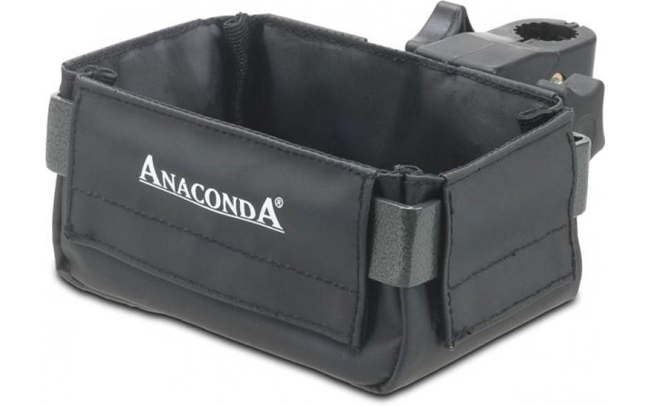 Anaconda Space Cube zum Anbringen an Anaconda Karpfenliegen, Karpfenstühle und auch andere Angelstühle und Angelliegen