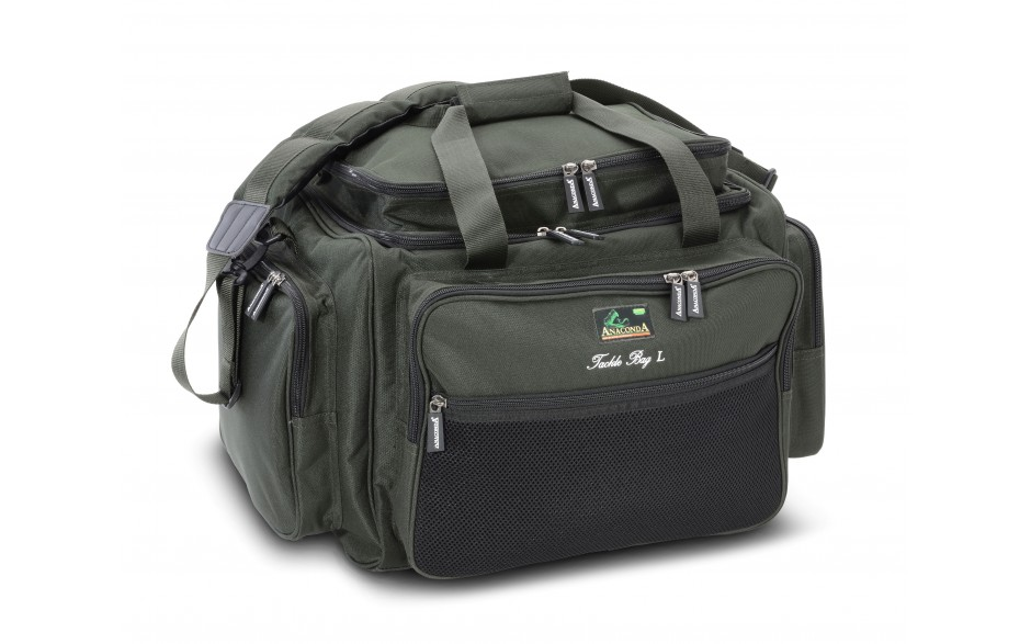 Anaconda Tackle Bag Large *T 40 * 34 * 32 cm Innenfach Angeltasche