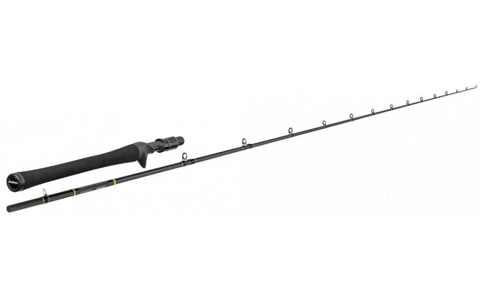 Sportex Hydra Speed UL2422 Castrute 2,4 Meter 40 Gramm für Multirolle 2 teilig