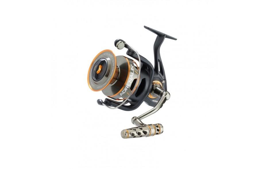 Balzer Adrenalin 7800 Angelrolle für Großfische 7 Kugellager 270 Meter 0,50 mm Schnurfassung
