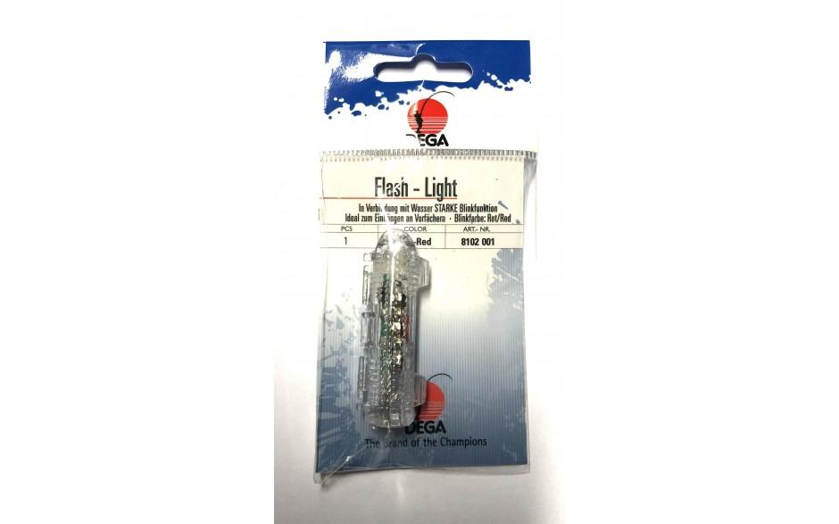 Jenzi Flash Light Angellicht für Angel Vorfächer und Montagen