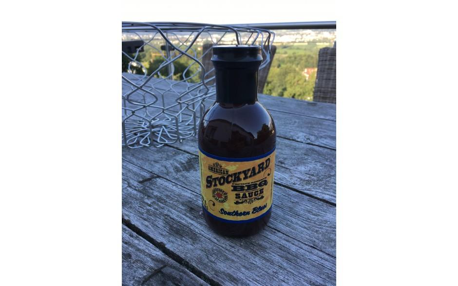 Stockyard BBQ Sauce Southern Blues