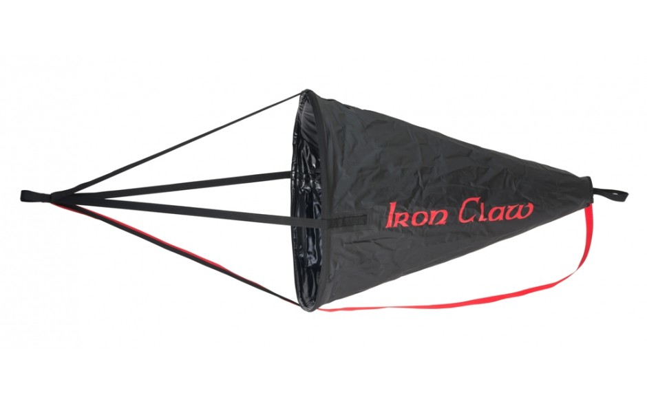 Iron Claw Drift Faker Quick de luxe Driftsack für s Angelboot 70 cm Durchmesser und 8 cm Auslass aus hochwertigem Material