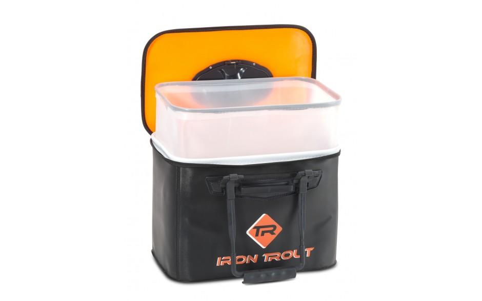 Iron Trout QuIron Clawk In Cooler Bag Angeltasche mit Kühlfach
