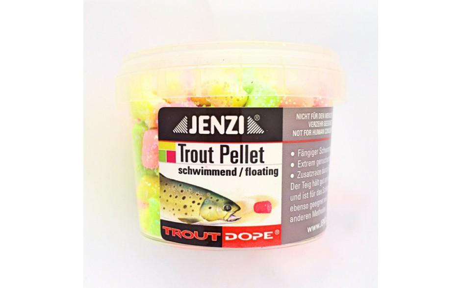 Jenzi Trout Pellets | Forellenköder schwimmend