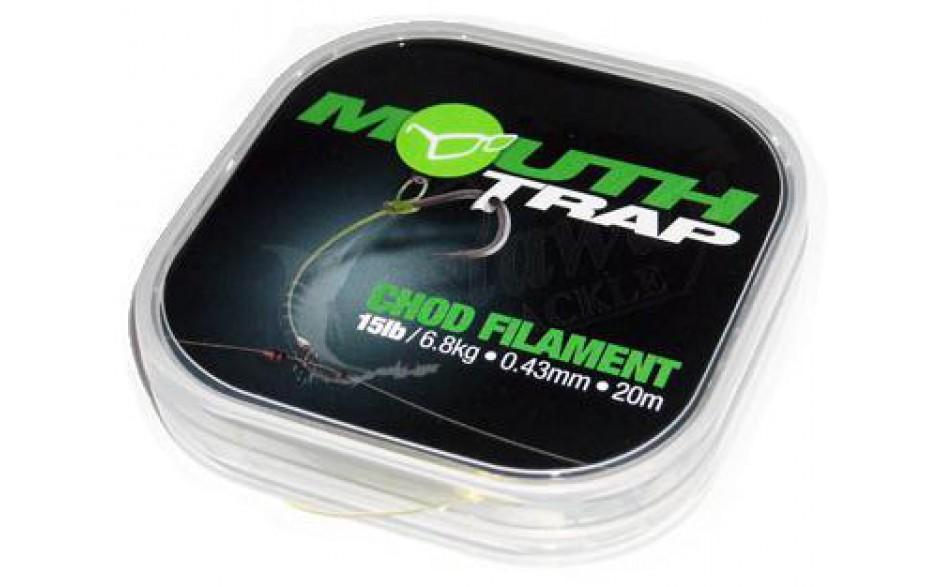 Korda Mouth Trap Stiff Rig Material