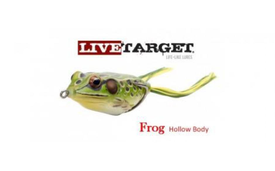 Live Target Frosch
