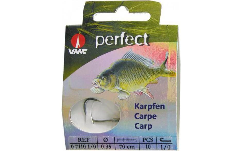 VMC Karpfen Vorfachhaken Perfect