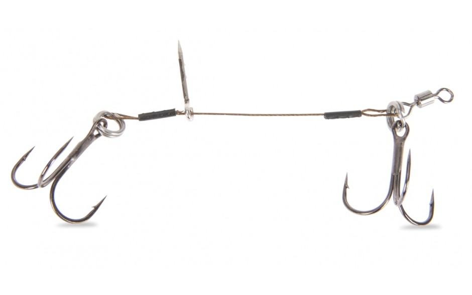 Iron Claw Slab Shad Rig System light
