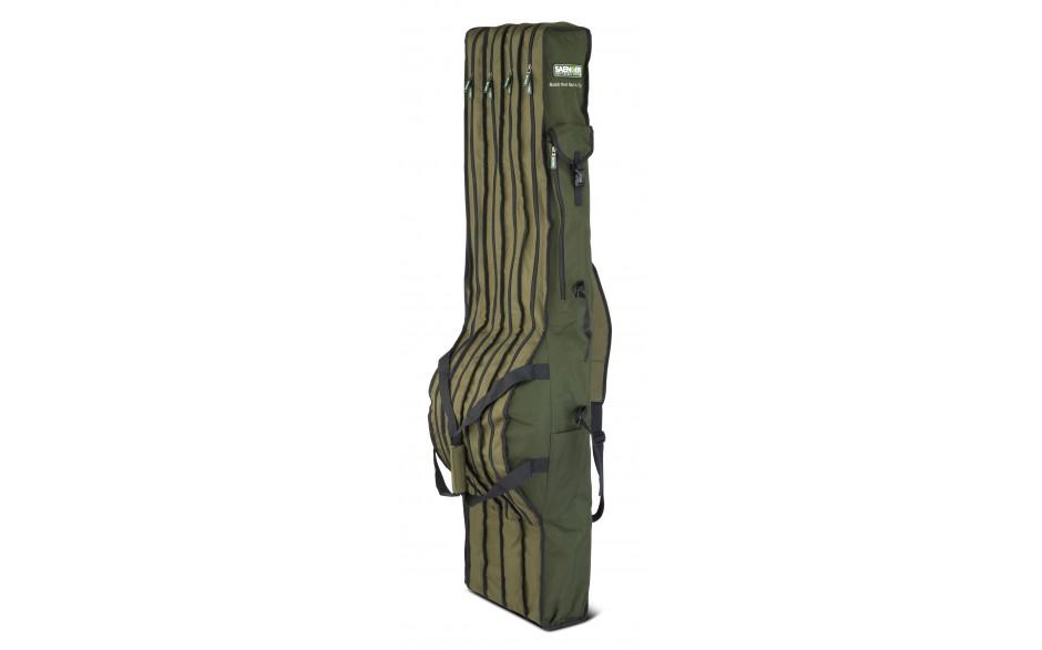 Rutentasche Basic 4 Rod Bag 1,70 Meter *T Rutenfutteral 4 Fächer 170  * 38 * 29 cm