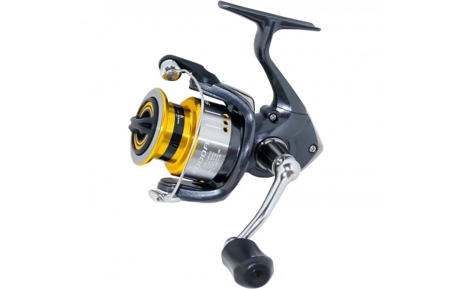Shimano Sedona 2500FE Angelrolle mit Frontbremse
