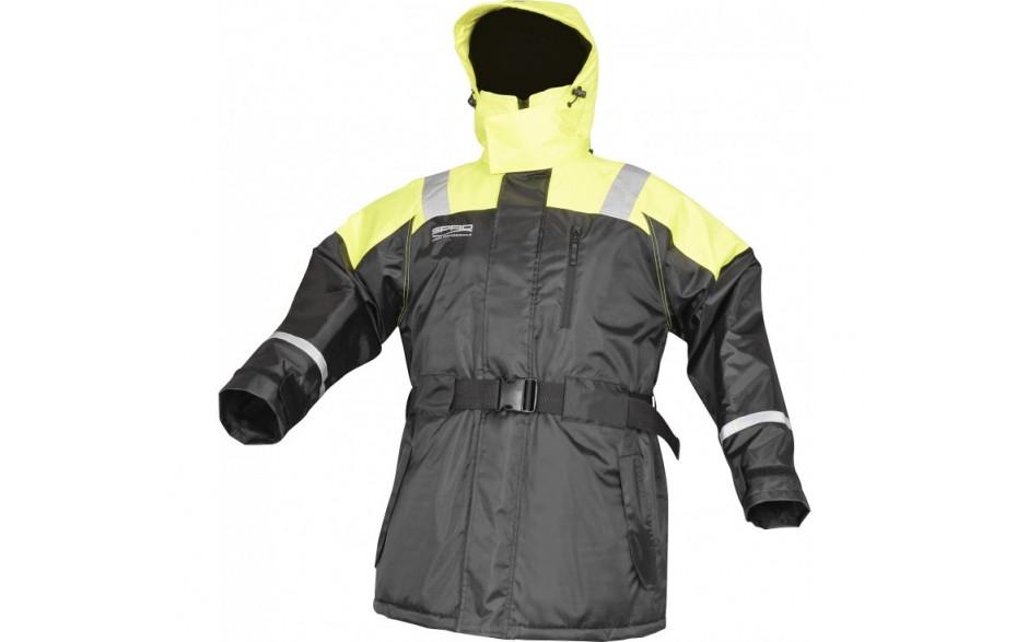 Spro FLOTATION JACKET SIZE XL Schwimmanzug Jacke Angelanzug 50 N