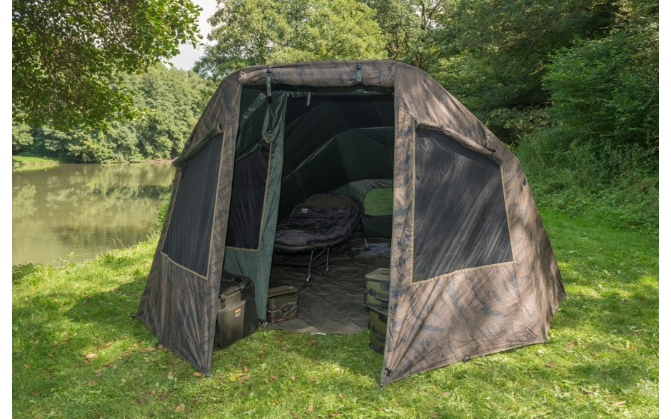 Anaconda Freelancer NWS-F4  Winterskin im Freelancer Design für Angelzelte mit großer Transporttasche und Tent Pegs